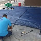Sécurité anti-UV pour la couverture de piscine Piscine intérieure