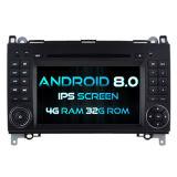 Witson Octa-Core (oito core) Android Market 8.0 DVD automóveis Mercedes-Benz a/b classe 4G ROM Ecrã Táctil 1080P 32GB ROM ecrã IPS