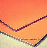 Het verschillende Samengestelde Comité van het Aluminium van de Spiegel van de Kleur dat in de Bouw van Decoratie wordt gebruikt