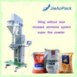 La vis de l'emballage de la machine avec un capteur de poids de poudre Remplissage (JAS-100-B)