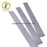 Vários tamanhos de K20 sólida tiras de metal duro