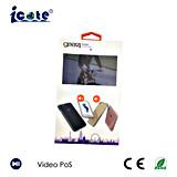 Горячей экран LCD сбывания поставленный фабрикой видео-