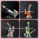 Tubi di acqua di fumo nuovo di vetro popolare più poco costoso di disegno