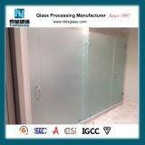Vidro gravado ácido para a porta do chuveiro com En12150