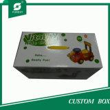 Caisse d'emballage de papier ondulé de jouet de bébé