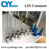 bottiglia criogenica di alluminio del Dewar dell'azoto liquido 50L per memoria del seme