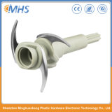 Sand Blasting Precision Pa plastic Injection mol thing part