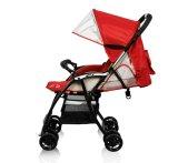 Super leichter beweglicher Baby-SpaziergängerPram mit kundenspezifischem Firmenzeichen