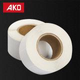 """1 """"*2"""" (25.4mm*50,8 mm) Papier couché semi brillant/Hot Melt/papier cristal étiquette auto-adhésif de chemise de l'autocollant"""