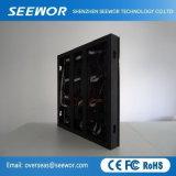 Prix favorable P6mm pleine couleur intérieure Affichage LED avec module 192*192 mm