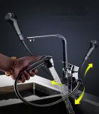 Robot All-Copper Tirer le pistolet de pulvérisation d'effluents Robinet de cuisine universel