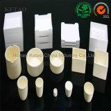 Aluminio de fusión del crisol de cerámica del laboratorio 99 Ai203