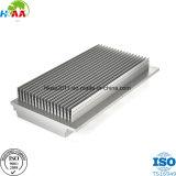 Dissipatore di calore di alluminio di alta precisione, radiatore di alluminio