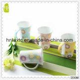 Le tazze di ceramica bianche, a buon mercato Plain la tazza di caffè bianco, tazze bianche all'ingrosso