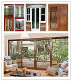 Profil en aluminium/aluminium extrudé pour les céréales en bois Portes et fenêtres