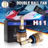 L'automobile luminosa eccellente all'ingrosso della PANNOCCHIA dei 3 lati illumina il faro del LED