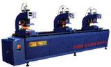 Puertas y ventanas de PVC de 3 posiciones de la máquina de soldadura(HJ03-3500)