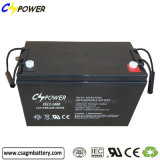 Batterie de bonne qualité 12V100ah de panneau solaire pour des systèmes d'alimentation solaire