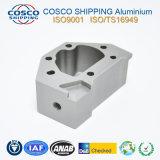 Profil en aluminium d'extrusion avec le divers usinage d'OEM/fini (ISO9001 : 2000 certifié et RoHS certifié)