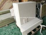 Mattonelle bianche di vendita calde del marmo della giada per la parete e pavimentare