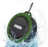 Altoparlante senza fili portatile di Bluetooth di aspirazione esterna della prova dell'acqua