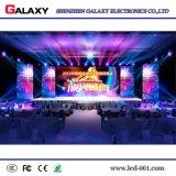 LED-Bildschirmanzeige-Panel RGB-P2.976 P3.91 P4.81 für das Bekanntmachen der Stadiums-Ereignisse Miet