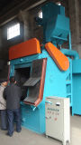 Machine de grenaillage de courroie en caoutchouc de tablier (Q3210)