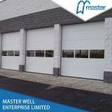 倉庫の自動部門別の産業ドア