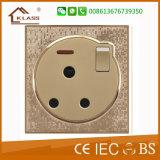 Plot 15A léger électrique de modèle neuf avec le commutateur