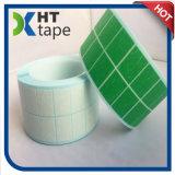 Especificación de cinta de papel del Crepe del color que corta con tintas varia