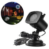 Elf Christmas Outdoor and Indoor Waterproof Decoração Xmas Star LED Removable Film Projection Lights