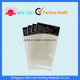 Sacchetti di plastica trasparenti autoadesivi di stampa di BOPP con l'intestazione