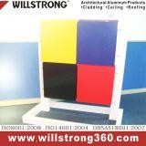 L'aluminium en matériau composite pour les panneaux de sécurité