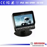 "5.6 ""Actuo LCD Srceen Touch Button Monitor pour voiture"