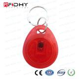 Em4102/Em4200/Em4305/Em4450はRfidhyからのABS RFID Keytagを防水する
