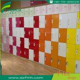 4 bis 6 Reihe-kleine Schule-Stab-Schließfächer für Verkauf