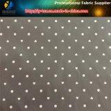 Varia il formato di stampa di PUNTINO, la stampa del cuore, tessuto normale di stampa del taffettà del poliestere
