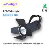 撮影のための暖かい白CRI >90ra 200W LEDのスタジオライト
