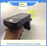 De mano NFC Reader con IP65 estándar, PDA robusta