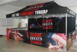 tingere-sublimazione 10 ' x20 che fa pubblicità alla tenda piegante di alluminio di mostra del gazebo della visualizzazione di promozione
