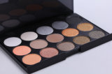 Maquillaje barato al por mayor de 15 colores del arco iris Eyeshadow Eyeshadow Palette