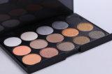 Venda por grosso de maquiagem barata 15 Eyeshadow Eyeshadow paleta de cores do arco-íris
