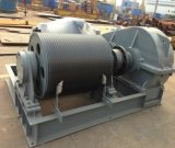 elektrische Aufzug-Handkurbel-elektrische Handkurbel der Ladung-10~80kn