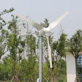 turbina de viento horizontal 1kw para el hotel (SHJ-WH1000)