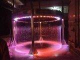 LED段階パフォーマンスのための屋内水機能装飾のDigtalの滝
