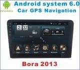 Android System 6.0 Player de DVD de carro para Bora 2013 com GPS de carro / Navegação de carro