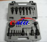 Herramientas de la mano del compresor de la CA de las piezas de automóvil para Camry Lexus 6seu