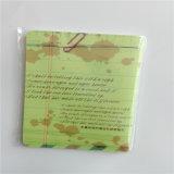 Зеленая материальная каменная бумага для мешка ручки и тетрадь без древесины и кислоты