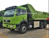 Китай ФАО 6X4 используется опрокидывания кузова самосвала Dumper погрузчика (правостороннее рулевое управление)