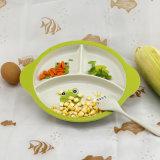 Bambusfaser-umweltfreundliches Nahrungsmitteltellersegment (YK-P3028)
